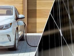 Solar Electric and EV Charging Stations